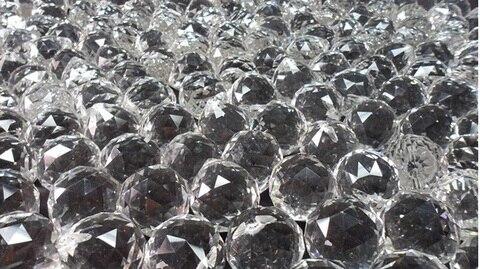 frete gratis 30 milimetros cristais para lustres