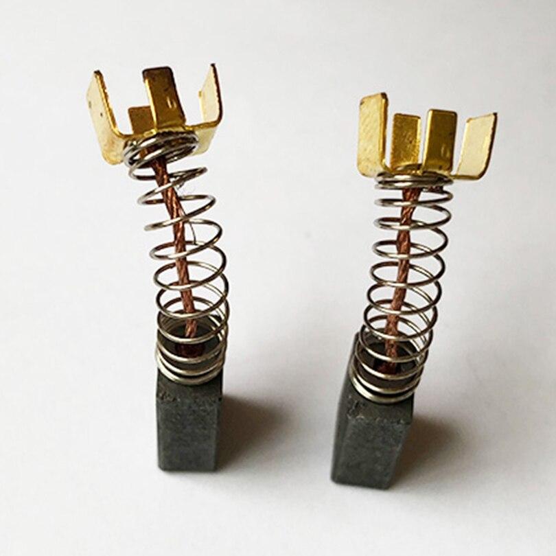 20pcs lot 20pcs/lot Carbon Brush 5 8 12MM For Dremel Tool Accessories For Dremel Motor Mini Grinder Mini Drill Accessories Abrasive Tools (4)