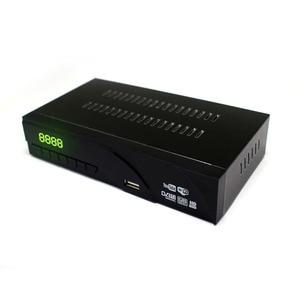 Image 2 - DVB T2 지상파 디지털 수신기 지원 H.265/HEVC DVB T h265 hevc dvb t2 뜨거운 판매 유럽 체코 공화국 DVB T2 셋톱 박스