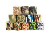 Refle,shooting stealth war cs paintball airsoft camouflage tape military gun elastic