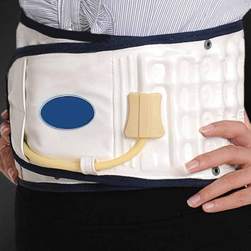 Soins de santé dos soulagement ceinture taille orthèse soutien lombaire Traction Backach soulagement de la douleur masseur outils Health99