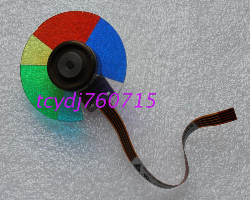 New High Quality Color Wheel For Vivitek D860 D861 D968U D5390HD  DLP Projector 1PCNew High Quality Color Wheel For Vivitek D860 D861 D968U D5390HD  DLP Projector 1PC