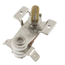 все цены на UXCELL Hot AC 250V 16A 85 Celsius Bimetallic Discs Adjustable Thermostat For Electric Heater Electric Oven Temperature Switch онлайн