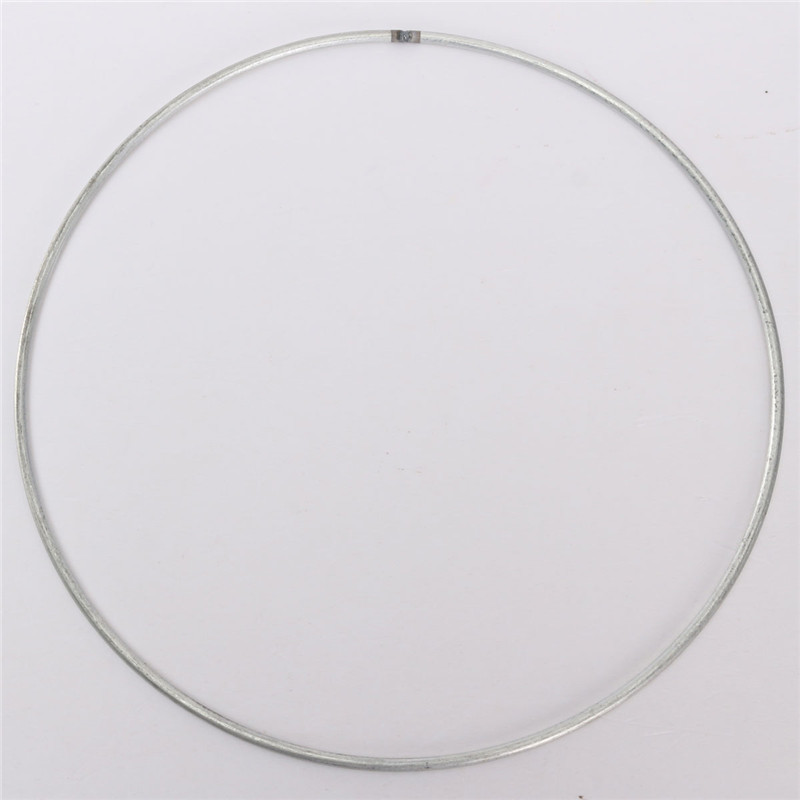 40 New Simple Round Silver Multi Size Metallic Iron Own DIY Stunning Where To Buy Dream Catcher Hoops