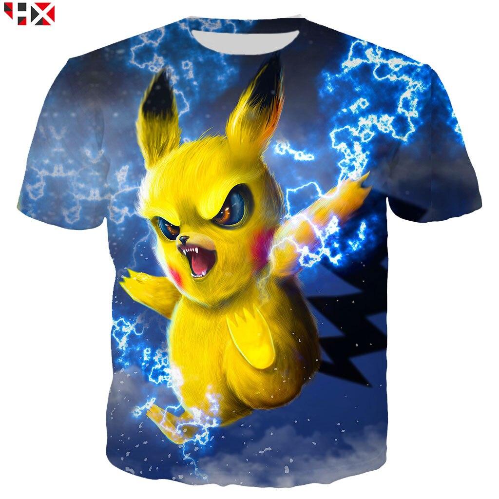 harajuku-style-font-b-pokemon-b-font-cartoon-men-t-shirt-cute-pikachu-3d-print-fashion-t-shirt-men-women-casual-streetwear-pullover-z307