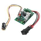500HZ DC Motor Speed Controller 10/12/24/30V 120W PWM Speed Control Adjustable Volt DC Motor Speed Control Device CCM2