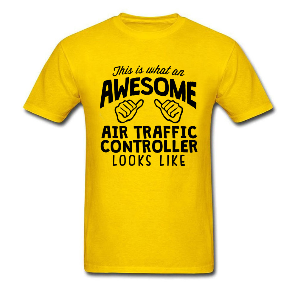 Awesome Air Traffic Controller_yellow