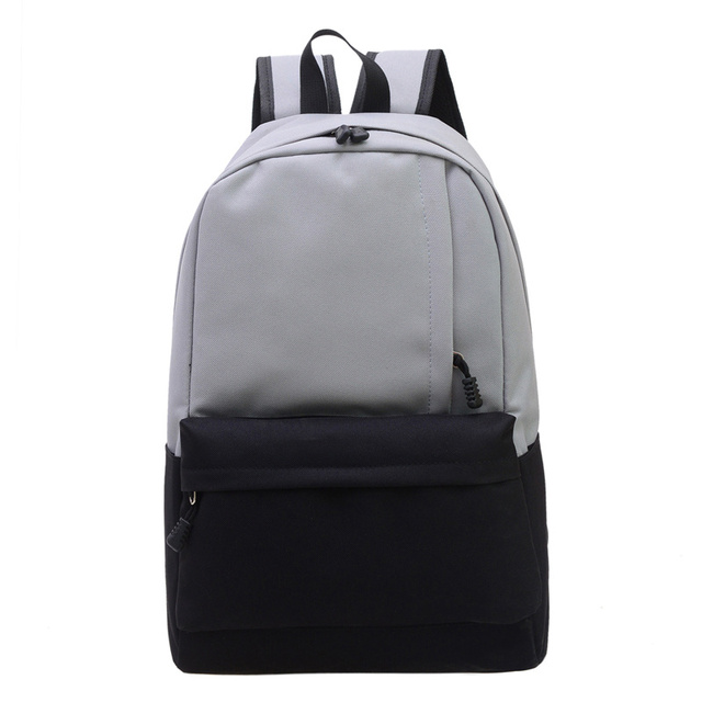 male and female student school Bag teenager girl waterproof nylon travel backpack bolsa para la escuela lady fashion backpack