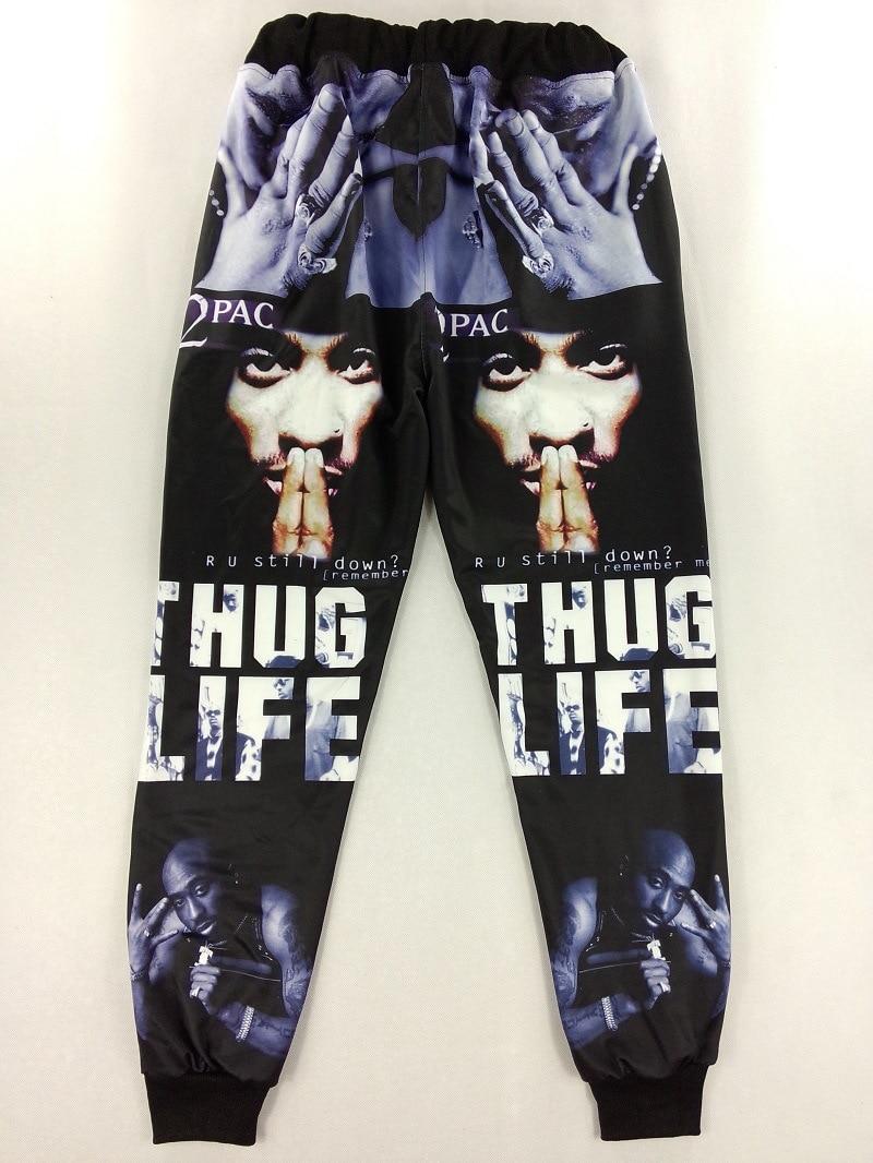 mode Pac vêtements Hiphop 2015 Tupac nouveaux Pants 2 Jordan Emoji de 6xOTqxPwt
