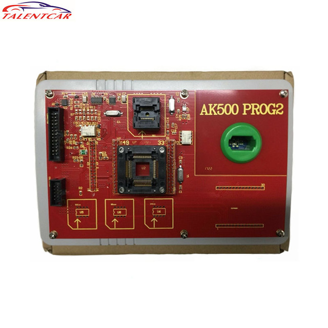 Cheap Promotion price!!! AK500 plus key programmer with EIS SKC Calculator for meceder-s free shipping