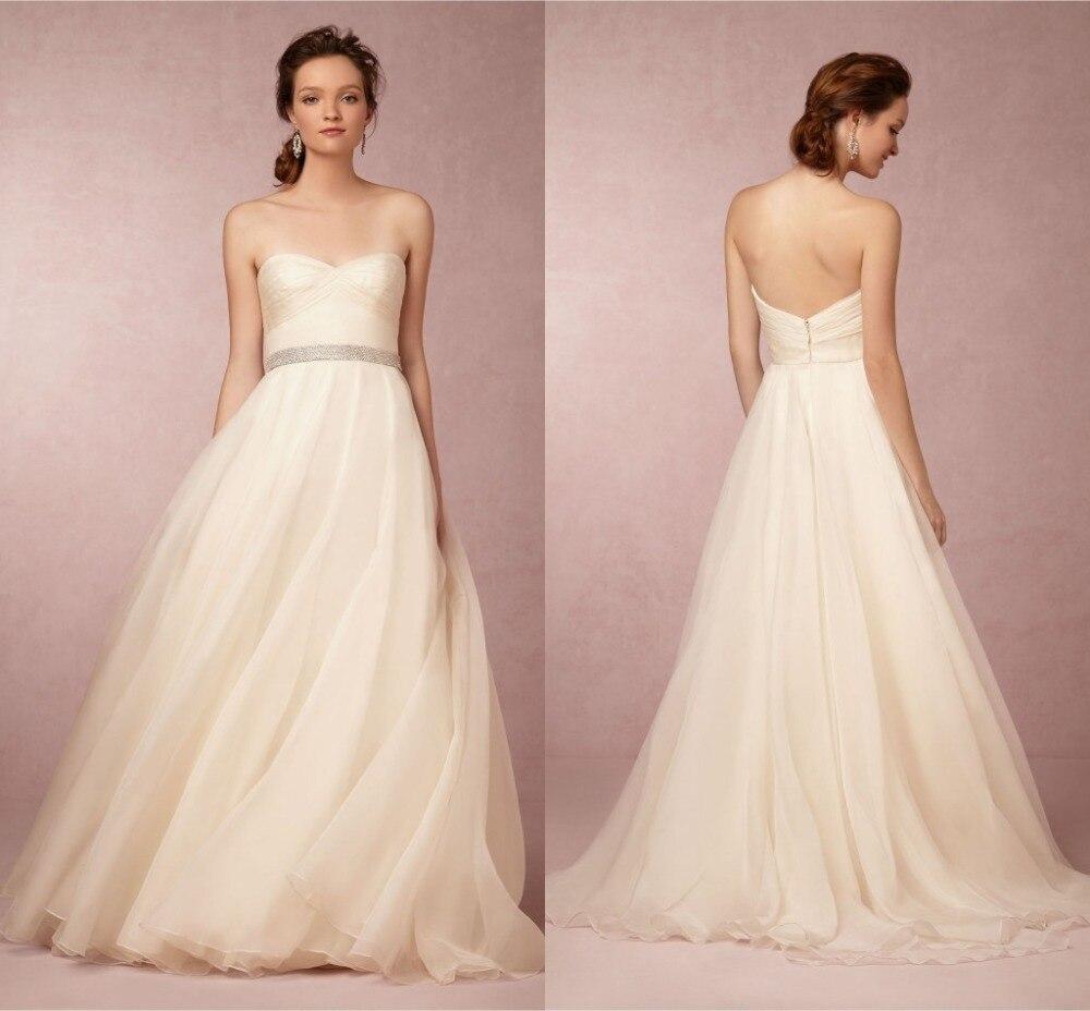 Bonito Más El Vestido De Boda Del Tamaño De Gasa Foto - Colección de ...