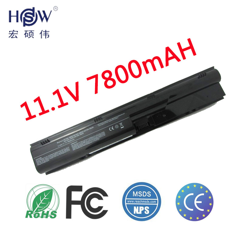 купить HSW 9cell 7800MAH Laptop Battery For HP ProBook 4330s 4431s 4331s 4430s 4435s 4436s 4440s 4441s 4446s 4530s 4535s 4540s 4545s онлайн