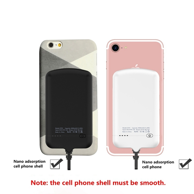 ebbaa12ee7044b Power Case for Samsung huawei xiaomi htc Nokia lg Case Charger for micro  USB android Smart