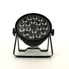 LED Par 18×15 Вт RGBWA 5in1 LED Par Can светодиодный прожектор Par dj проектор мыть сценического освещения торшер алюминиевый сплав