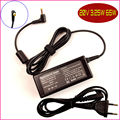 Para lenovo g560 g570 g580 g770 k47g e46l 20 v 3.25a laptop adaptador ac charger power supply cord