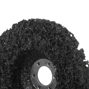 Image 5 - פולי רצועת דיסק גלגל צבע הסרת החלודה נקי להסיר עבור זווית מטחנות 100x16mm