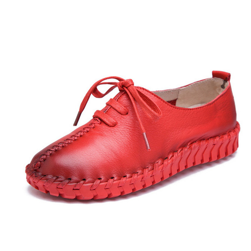 aliexpress buy new soft leather shoes flats