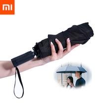 Xiaomi Mijia KG автоматический зонт от дождя WD1 Солнечный дождливый летний алюминиевый ветрозащитный водонепроницаемый Солнечный зонт с защитой от ультрафиолета для мужчин и женщин