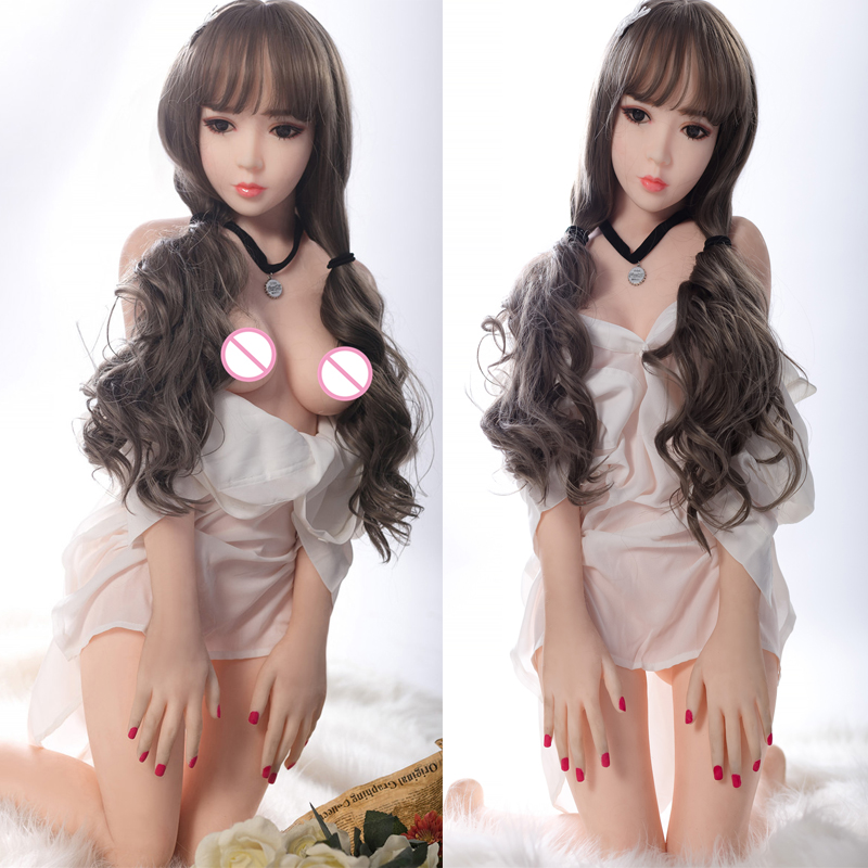 <font><b>130cm</b></font> Small Silicone <font><b>Sex</b></font> <font><b>Doll</b></font> Oral Pussy Silicone Vagina <font><b>Sex</b></font> <font><b>Doll</b></font> For Men Perfect Girl Japanese Anime <font><b>Sex</b></font> <font><b>Dolls</b></font> Mannequin Adult image