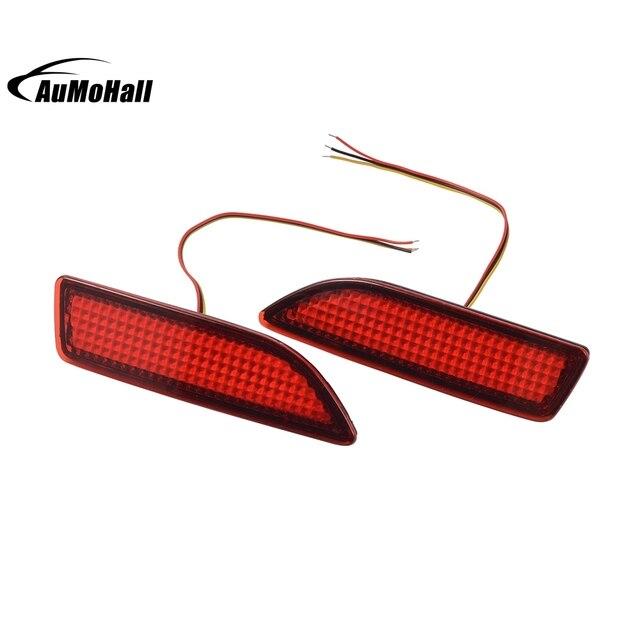 Car Styling Auto Heckstoßstange Rote Led Lampe Außenlampe Nebel ...