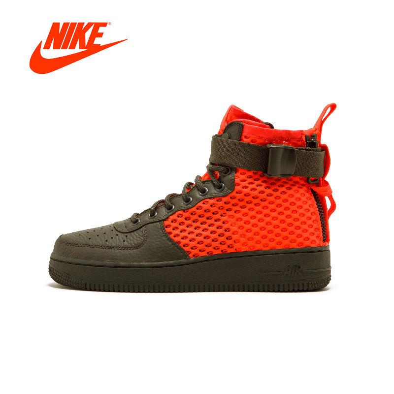 купить Original New Arrival Authentic Nike SF AF1 Mid QS Mens Skateboarding Shoes Sneakers Classical Comfortable Breathable онлайн