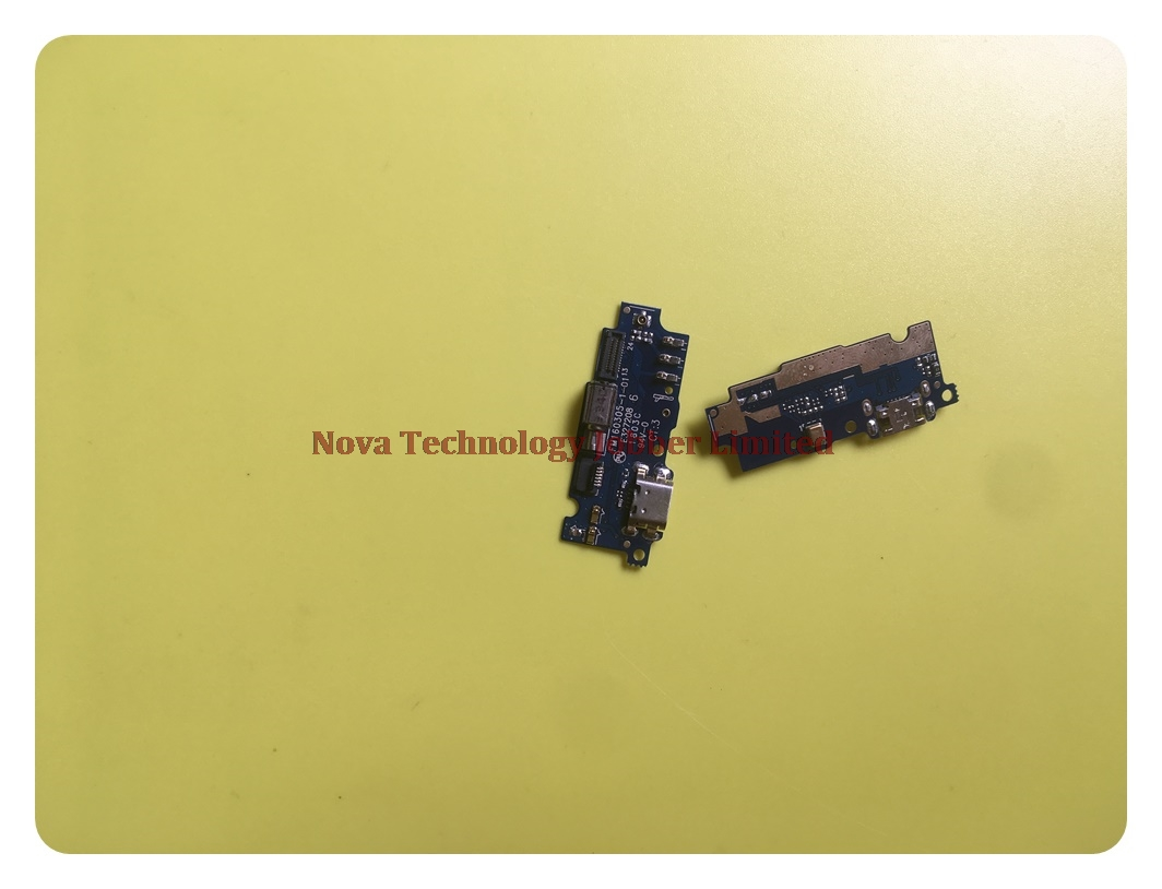 Wyieno M2 Charging Port Board ForMeizu M2 Micro USB Charger Connector Flex Cable Replacement With Microphone Tracking