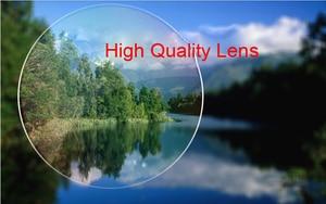 Image 2 - 1.74 Ultra thin Aspheric Lens Anti radiation Computer Glasses Prescription Lens Myopia Goggle Oculos Lente DD0805
