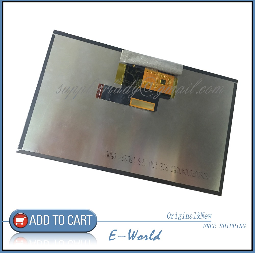 Original and New 7inch LCD screen KR070LH1T for tablet pc free shipping original and new 7inch 40pin lcd screen hgmf0701684003a aotom for tablet pc free shipping