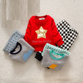 Kids Clothes Baby Boys Girls Clothing set kids Long Sleeve Pijamas Childrens Sleepwear Pajamas Sets