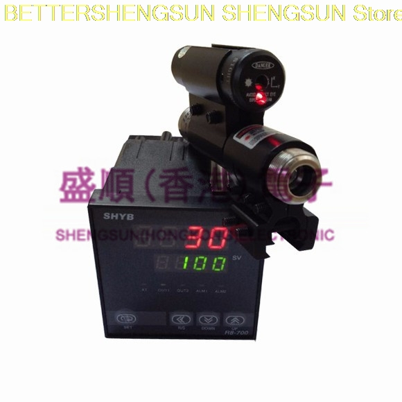 Free shipping  Infrared laser sight sensor Infrared temperature sensor  0-2500 degreeFree shipping  Infrared laser sight sensor Infrared temperature sensor  0-2500 degree