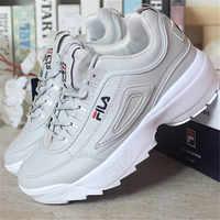 9e2240f19 2019 filas disruptor ii бренд zapatillas mujer высококачественные кроссовки  Женский спортивный для бега обувь для мужчин
