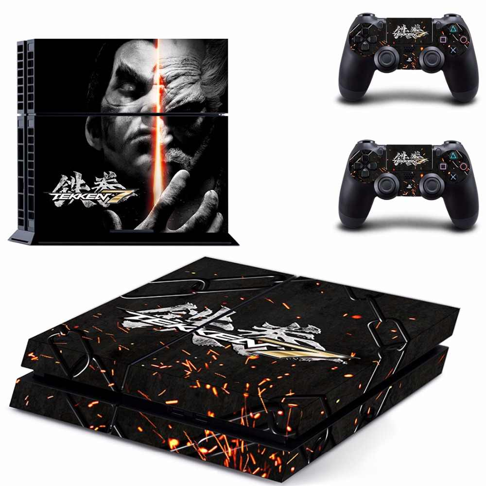 Detail Feedback Questions about Tekken 7 PS4 Full Skin