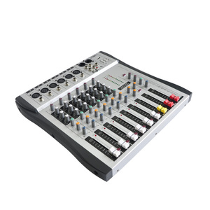 Image 3 - Freeboss MX 600 6ch Mono 6 kanallar iyi kalite sıcak satış USB profesyonel ses dj mikseri