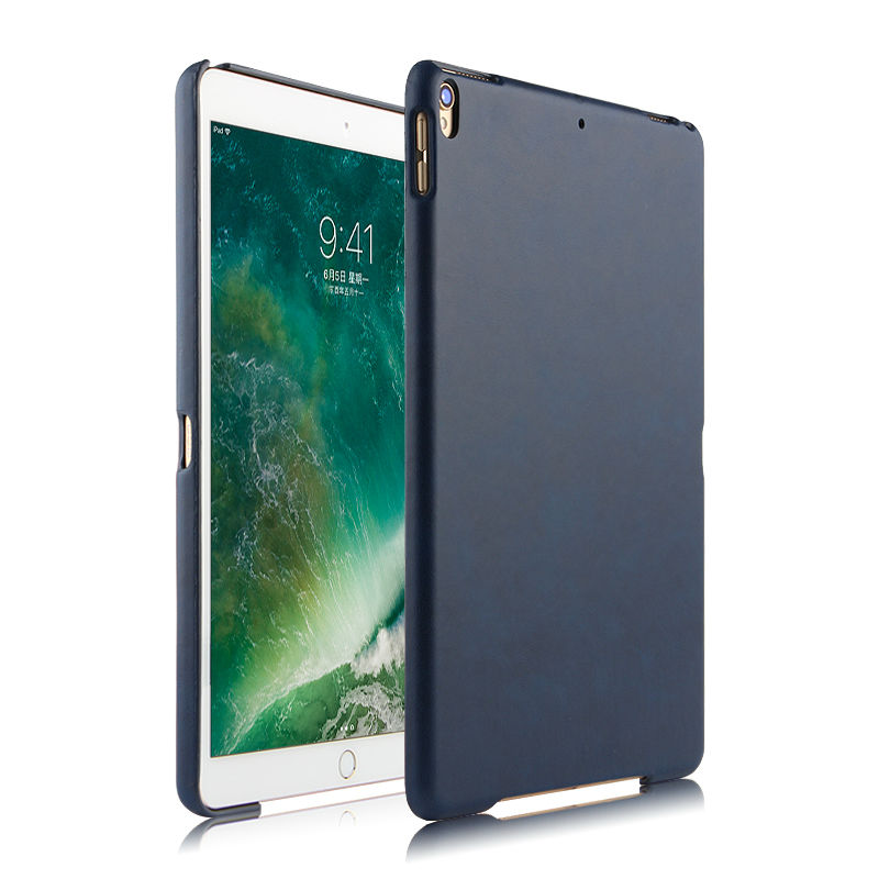HUWEI Case Cover For iPad Pro 10.5 Protective Smart Covers Leather Tablet For Apple New ipad pro10.5 iPad10.5 PU Protector Case mint green casual sleeveless hooded top