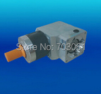 120mm planetary gearbox with right angle flange output RATIO 160:1 DC motor with gearbox electronics DC motor electric