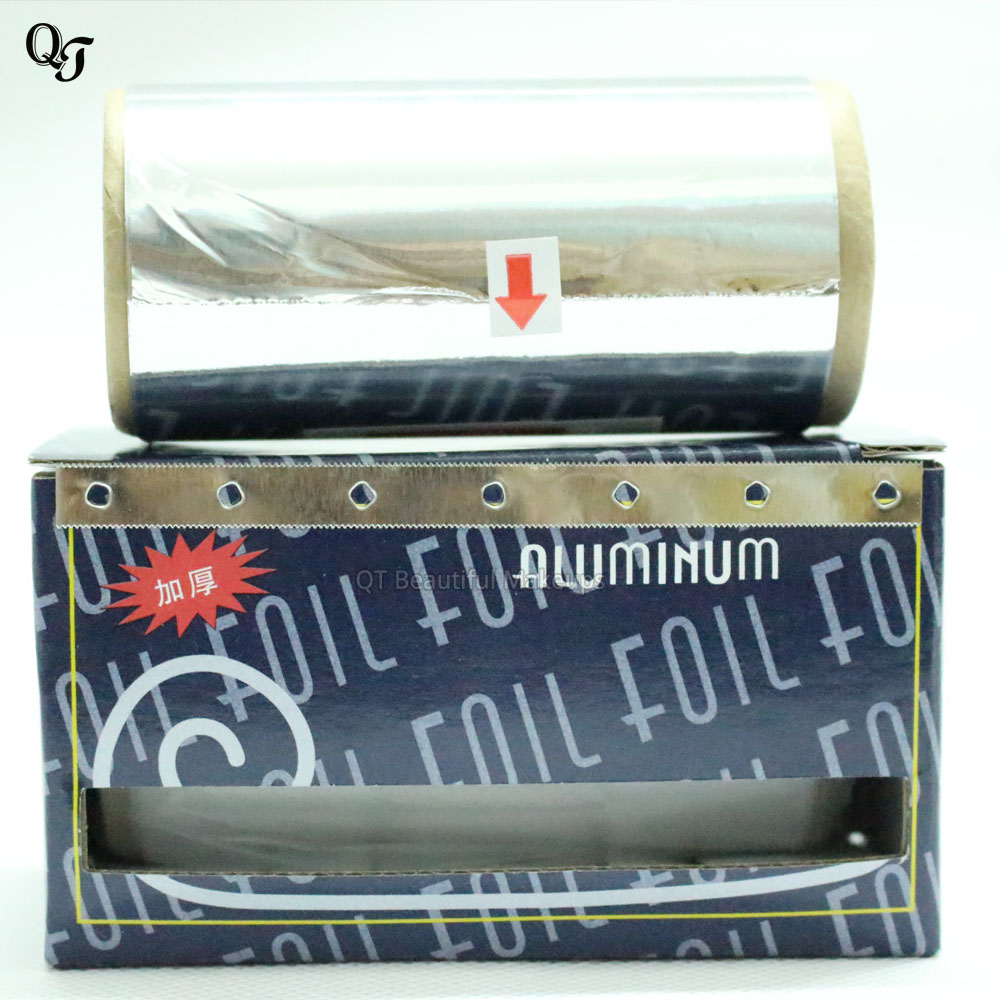 Color q online - Manicure Tinfoil Foil For Highlighting Coloring Hair Nails Box Aluminium 10cm 300cm Special Aluminum