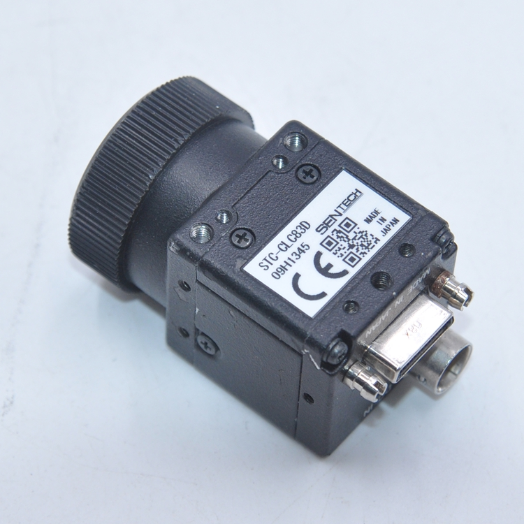 Sentech Stc-clc83d Industrial Color CCD High Speed Camera Cameralink Interface