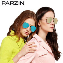 Parzin Polarized Sunglasses Women Elegant Ladies Sun Glasses Female Sunglasses Oculos De Sol Shades With Case8132