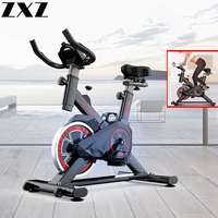 Exercise Bike Home Gym Ultra quiet Indoor Weight Loss Weight Pedal Exercise Spinning Bicycle Musical Fitness Equipment Sports