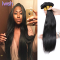 5 Bundles Iwish Peruvian Straight Virgin Hair Unprocessed Human Hair Weave Bundles Peruvian Virgin Hair Straight Sales