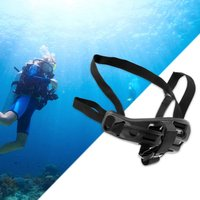 Keep Diving Scuba Diving Single Oxygen Bottle Support Bracket Back Pad Assembled Cylinder Bag Snorkeling Oxygen Bottle Holder