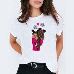 super mom tshirt women harajuku mama tee shirt femme Vogue top funny Mother's Day T Shirt oversize clothes 2019 camisetas female 3