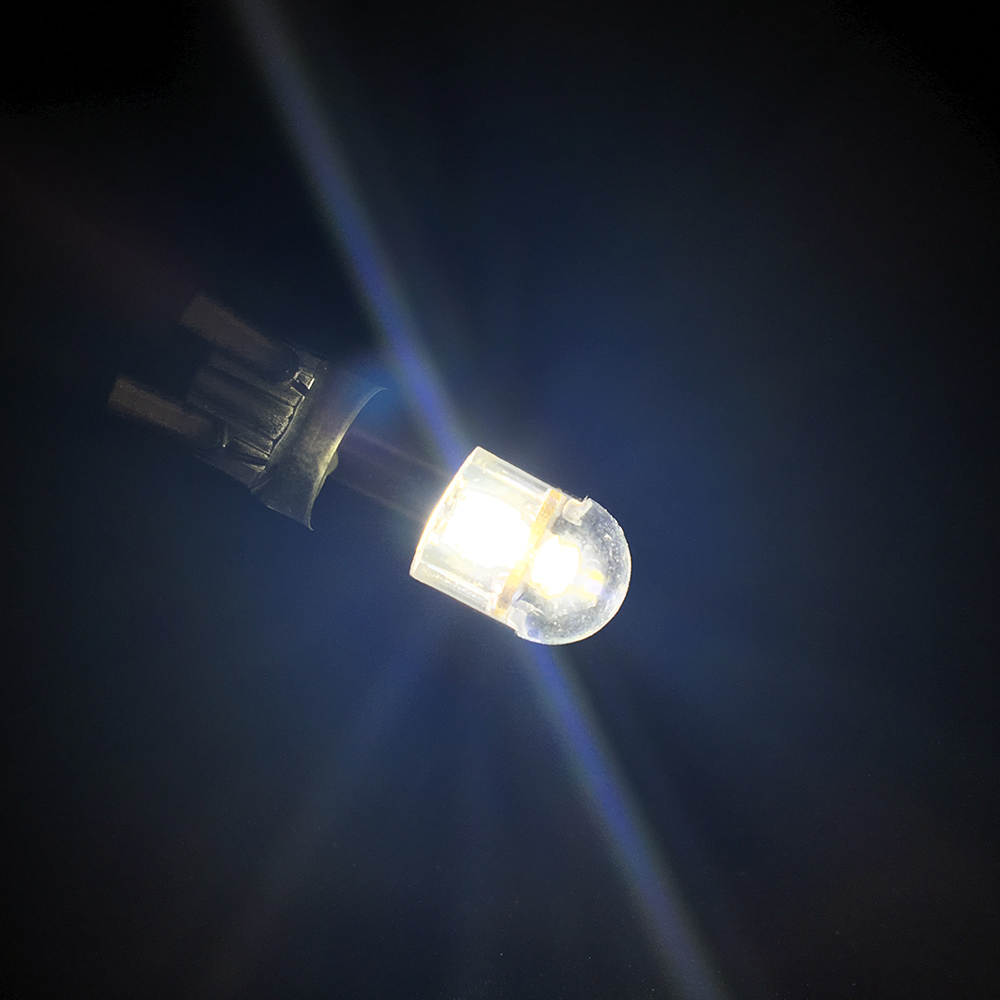 10Pcs T10 194 168 W5W 3030 3 SMD Αυτοκίνητο LED T10 3 - Φώτα αυτοκινήτων - Φωτογραφία 6