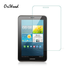 LCD Tempered Glass For Samsung Galaxy Tab 2 7.0 10.1 inch P3100 P3110 P5100 P5110 Tab2 Tablet Screen Protector Protective Film цена в Москве и Питере