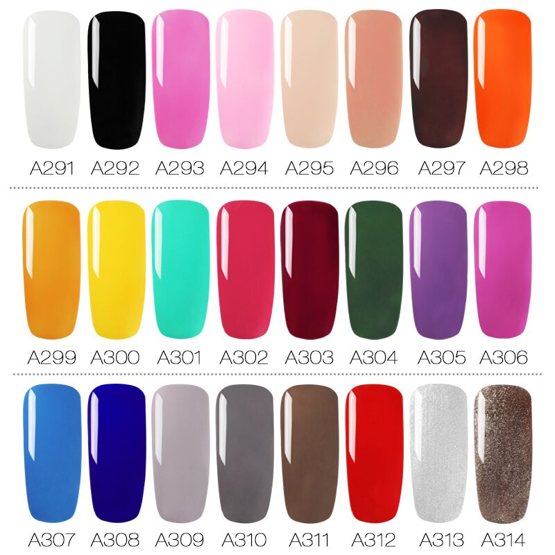 ROSALIND 3 in 1 One Step Poly Nail Gel Needed UV Lamp Polish Art Manicure Varnish Soak Off Vernis Semi Permanent Nail Gel 4