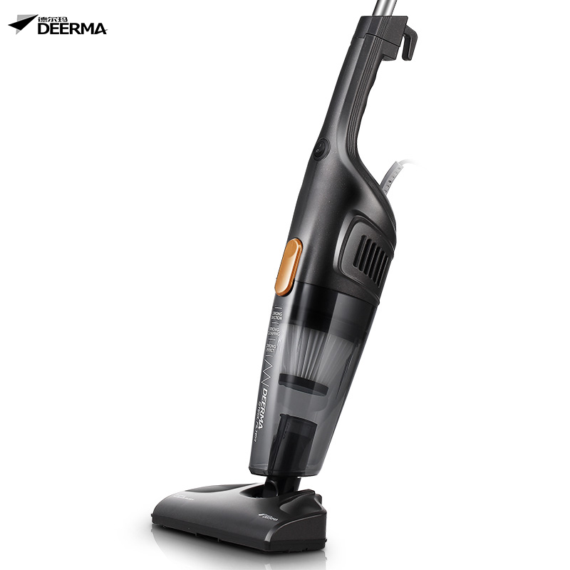 DEERMA Home Canister Vacuum Cleaner Large Suction Capacity Powerful Aspirator Multifunctional Cleaning AppliancesDX115C цена и фото