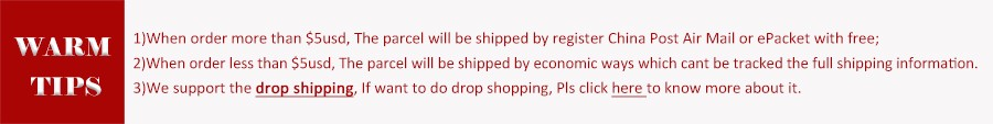 shipping notice1
