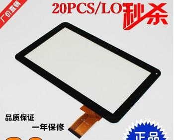 20pcS LHJ0293-F100A1 V1 OPD-TPC0305 0PD-TPC0305 10.1inch touch screen panel  touchscreen glass for tablet pc