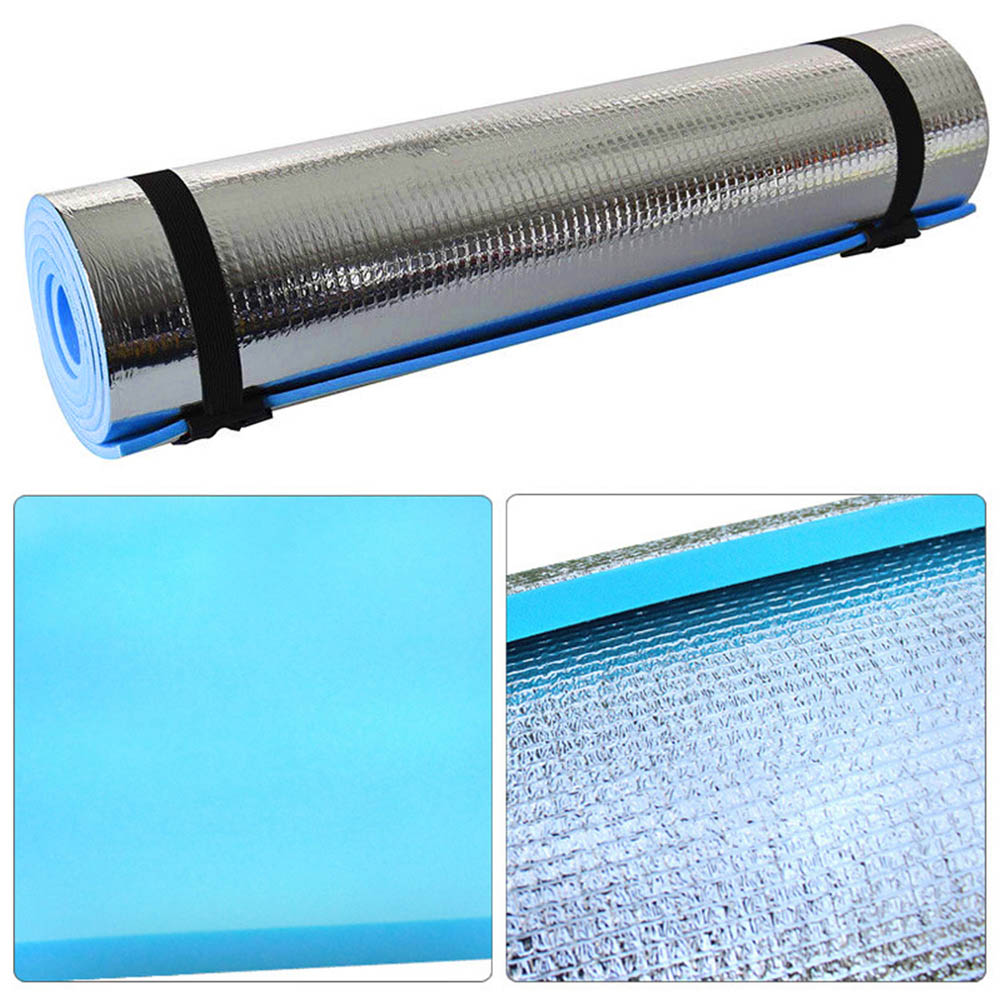 Foam Yoga Mat Pad Portable Roll Soft Waterproof Wear-resistant For Sleeping Camping Outdoor BB55