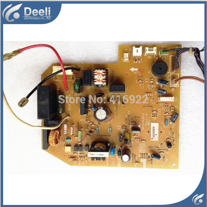 95% new good working for air conditioning motherboard 2P087632-1 KTD0101210712 EX451-4 ON SALE